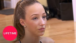 Dance Moms: Ava Rehearses Her Solo about Abby's Hurtful Words (Season 5 Flashback) | Lifetime