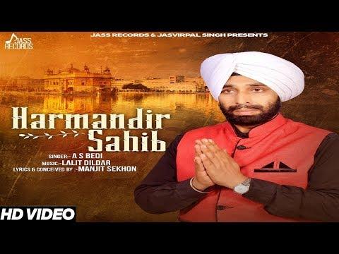 Harmandir Sahib (Full HD) A S Bedi