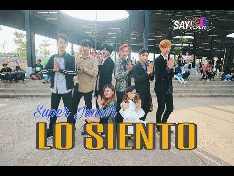 [KPOP DANCE IN PUBLIC CHALLENGE ] SUPER JUNIOR (슈퍼주니어 ) (Feat KARD) - LO SIENTO cover By SAYCREW