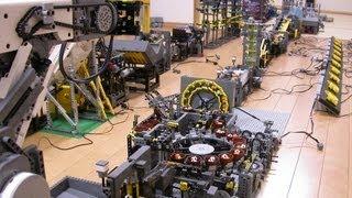 Конструктор LEGO – Хитрые механизмы
