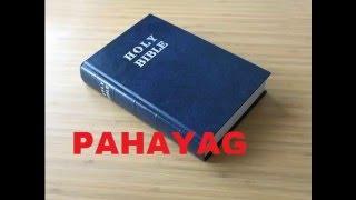 PAHAYAG (AUDIO BIBLE TAGALOG)