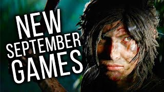 Top 10 NEW Games of September 2018 -