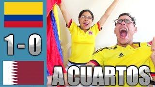 Reacción Colombia vs Qatar 1-0 (19/06/19) Copa América 2019