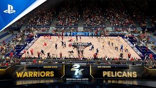 NBA 2K21 - Next-Gen Gameplay + Developer Commentary   PS5