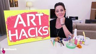 Art Hacks - Hack It: EP76