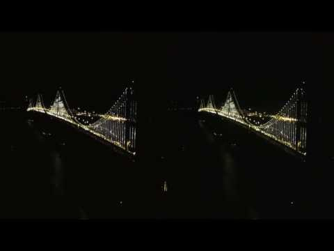 Bay Lights seen from Balcony (YT3D:Enable=True)