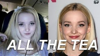 dove cameron is a liar (THE TEA)