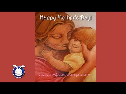 Mother's Day Song - You Are My Sunshine