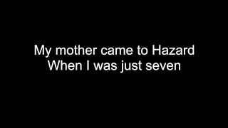 Hazard - HD With Lyrics! By: Chris Landmark