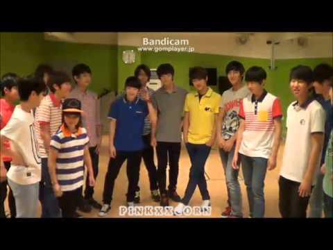 130615 SEVENTEEN TV Girls Group song dancing cut