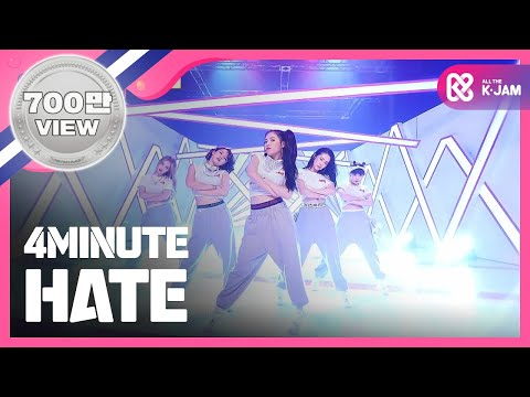 (Showchampion EP.172) 4MINUTE - Hate