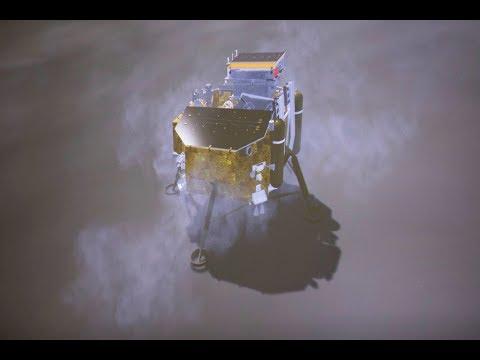 中國「嫦娥四號」登陸月球背面 20190103公視晚間新聞