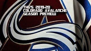 2019-20 Colorado Avalanche Season Preview