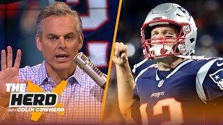 Colin Cowherd on Patriots win over Chiefs, Talks NFL defensive rule change | NFL | THE HERD