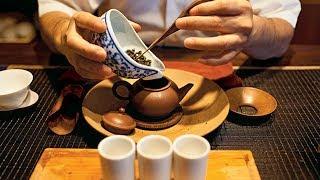 Tea Tasting, Scallion Pancakes & JIGGLY Cake in Taipei