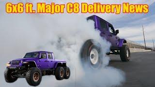The Gladiator 6x6 Conversion Build has Begun!