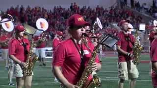 'Halftime Performance (9.12.15) - Pride of the Plains Marching Band