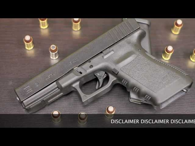 軍武》克拉克21 美媒評比為終極的軍用手槍