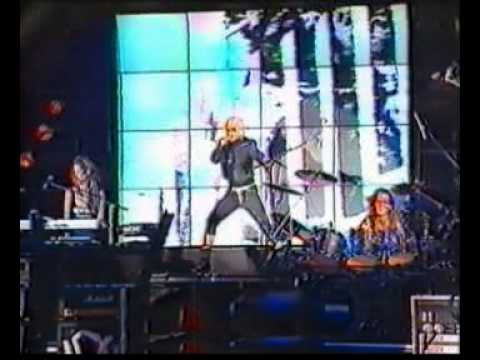 Billy Idol - Intro & Wasteland - (Live at Astoria - London 20.09.1993.)