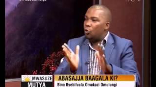Mwasuze Mutya: Abasajja baagala ki?