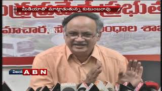Kutumba Rao sensational comments at YS Jagan..