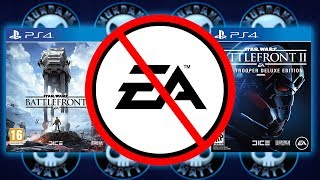 Disney is rumored to be booting EA off of STAR WARS games