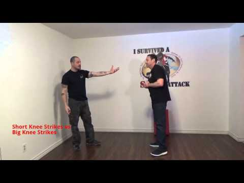 Knee Strikes In Self Defense