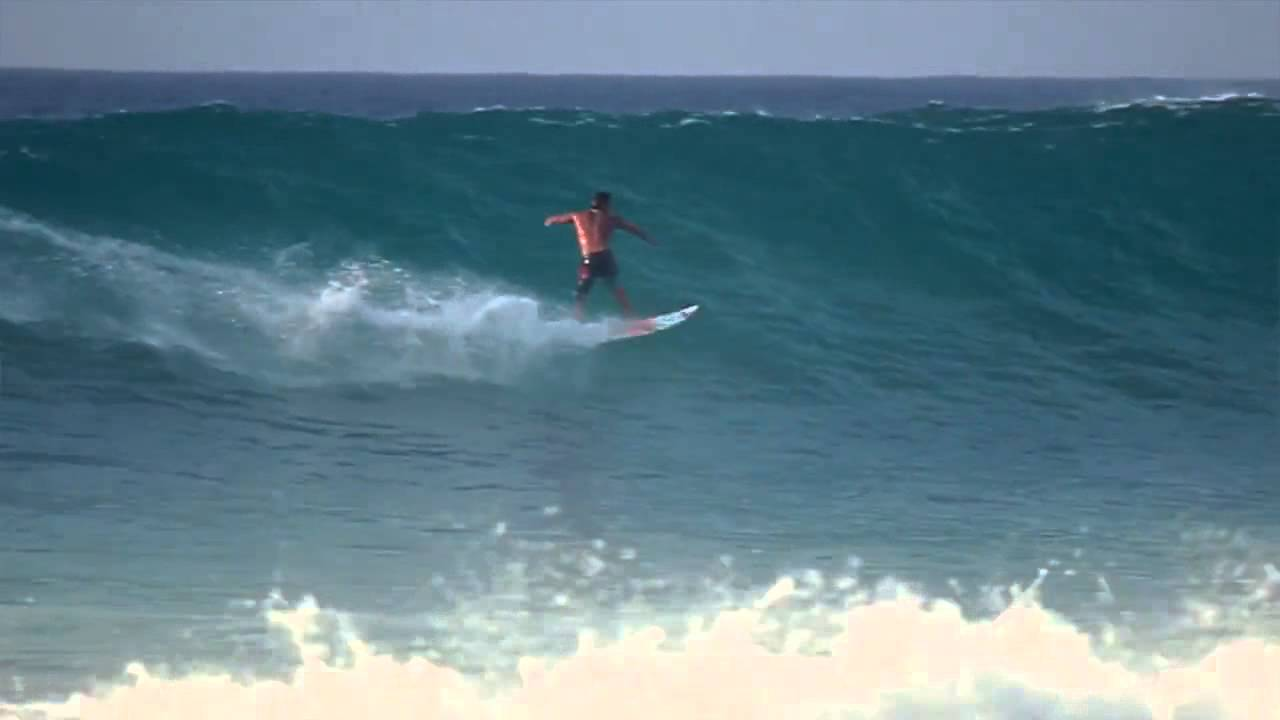 Surfing Brazil | 15-20 foot waves with Paulo Moura (HD ...