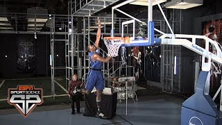Dwight Howard: Superman   Sport Science   ESPN Archives