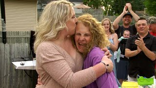 Wisconsin Woman Discovers Long-Lost Sister Lived Right Next Door
