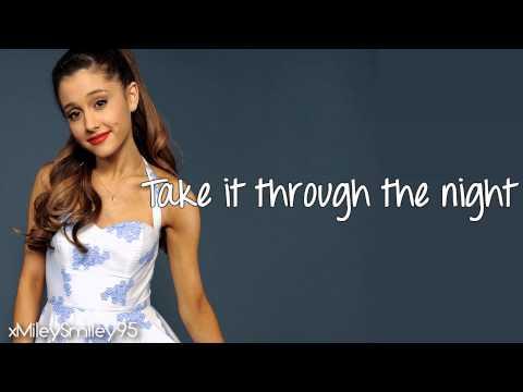 Ariana Grande - Piano (with lyrics)