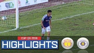 Highlights: Nam Định (3-4) Hà Nội | Cuộc thư hùng đỉnh cao tại Tứ Kết Cúp QG