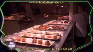 Culinair genieten in Roermond bij restaurant De ridder van Asenrode