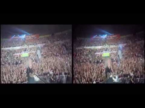 Selfie Stick Video |3-D| Sao Paulo GINÁSIO DO IBIRAPUERA [September 16, 2015] - Brian May