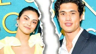 Secret BREAK UP?! Camila Mendes and Charles Melton have been on a break longer than you think