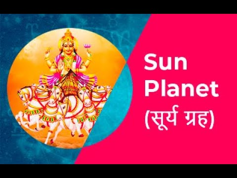 Sun Planet (Surya Grah)