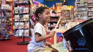 Tyler Marcus (Kid Drummer) - Uptown Funk (Kidz Bop)