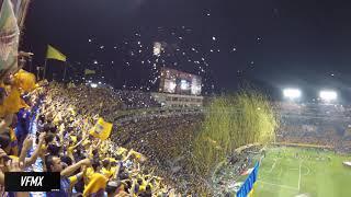 EL IMPACTANTE RECIBIMIENTO DE TIGRES   FINAL REGIA CONCACAF   TIGRES 0 vs 1 RAYADOS