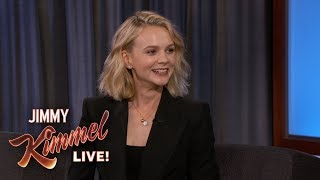 Carey Mulligan on Doing American Accents