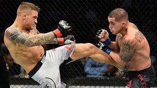 "Todas as ""Lutas da Noite"" de Dustin Poirier   UFC 257"