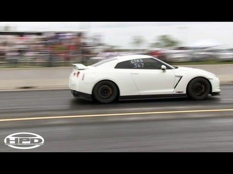 FAST Nissan GTRs! - TX2K12