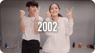 2002 - Anne Marie / Ara Cho Choreography