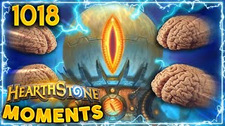Only 900 IQ Plays In Here   Hearthstone Daily Moments Ep.1018