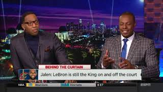 LeBron James Still The King on & off the Court? | NBA Countdown