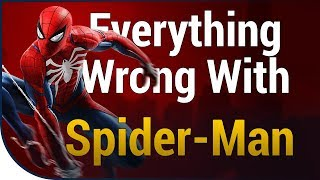 GAME SINS   Everything Wrong With Spider-Man