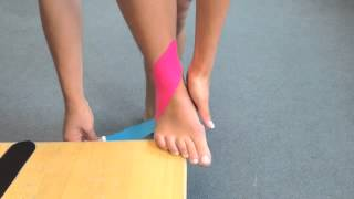 Learn How to Tend to a Sprained Ankle from Kinesiology Taping, The Essential Step-by-Step Guide