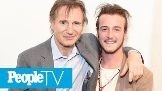 Liam Neeson's Son Changes His Last Name To Honor Late Mother, Natasha Richardson | PeopleTV