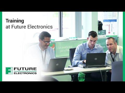 Training at Future Electronics