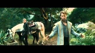 Chris Pine & Billy Magnussen Agony Into The Woods