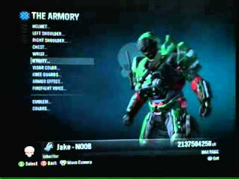 How To Get Haunted Helmet In Halo Reach